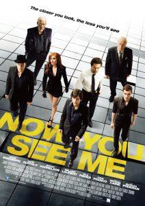 ภาพยนตร์ อาชญากลปล้นโลก (Now You See Me)