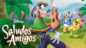 กู๊ฟฟี่กับโดนัลด์ หฤหรรษ์แดนใต้ (Saludos amigos)