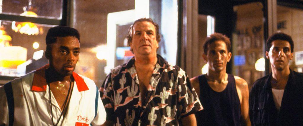 หนังเรื่อง DO THE RIGHT THING (1989)